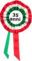 35° anno di attività della nostra associazione